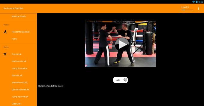 Jeet Kune Do Videos screenshot 12