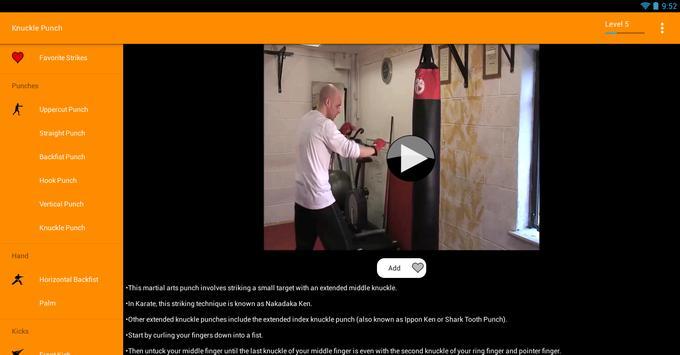 Jeet Kune Do Videos screenshot 7