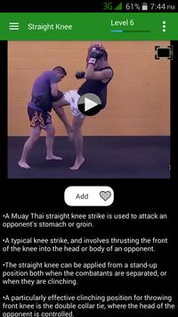 Muay Thai Videos - Offline apk screenshot