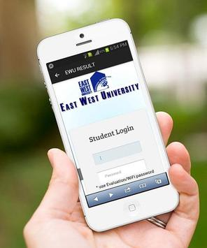East West University {EWU} apk screenshot