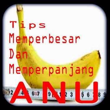 Tips Memperbesar Anu poster