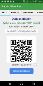Bitcoin Miner Free para Android - APK Baixar
