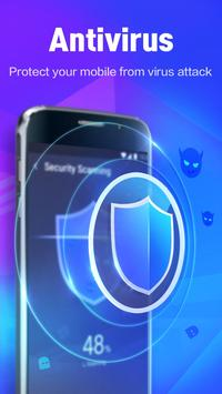 Super Cleaner -  Antivirus, Booster, Phone Cleaner captura de pantalla de la apk