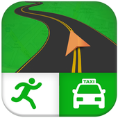 GPS Maps Traffic Route Finder icon