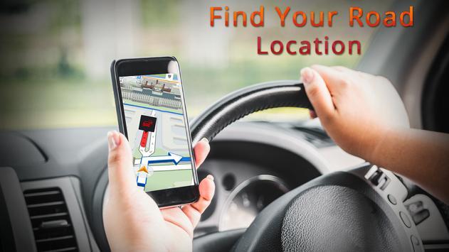 GPS Maps Traffic Route Finder screenshot 1