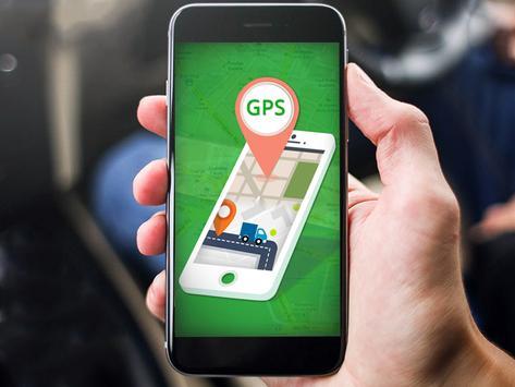 GPS Maps Traffic Route Finder screenshot 2