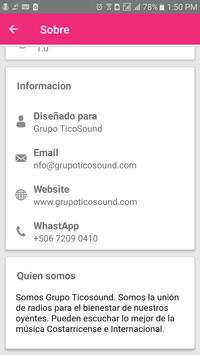 Grupo TicoSound screenshot 2