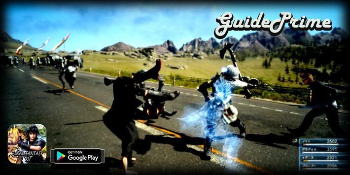 GuidePrime Final Fantasy XV screenshot 1