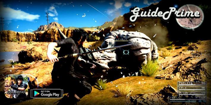 GuidePrime Final Fantasy XV screenshot 2