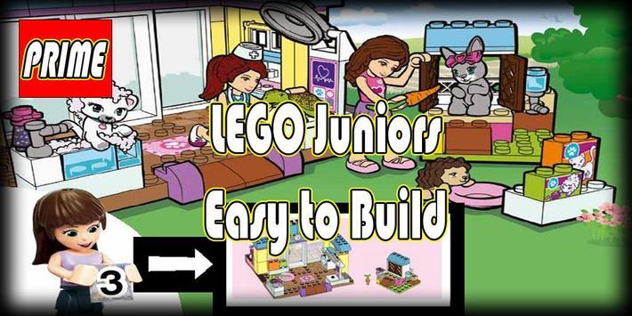 GuidePrime LEGO Juniors : Easy To Build apk screenshot