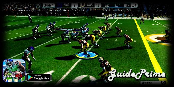 GuidePrime Madden NFL18 apk screenshot