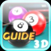 GUIDE FOR 3D BILLIARD icon