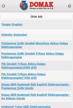 Domak A.Ş. screenshot 1