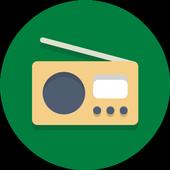 Digital radio free icon