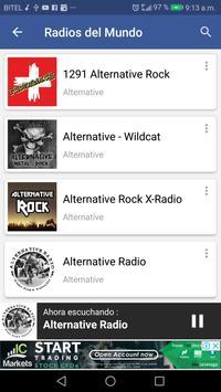 Digital radio free screenshot 4