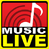 music live icon