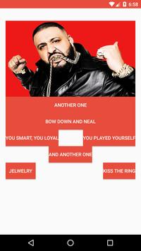 Dj Khaled Major Key Soundboard screenshot 1