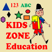 Kids Educational using pict and sound - Fast Learn icon