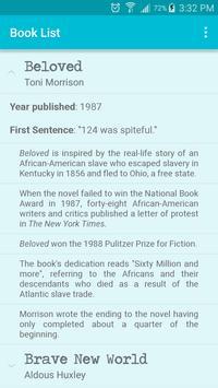 First Sentences screenshot 3