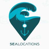 Sea Location icon