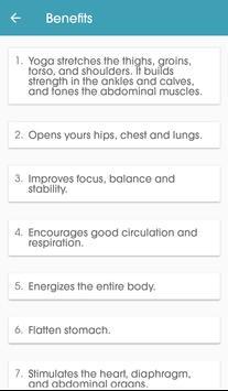 Yoga for Flat Stomach screenshot 1