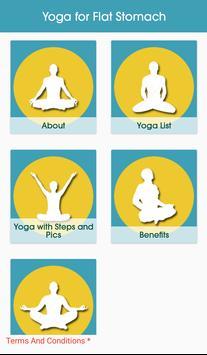 Yoga for Flat Stomach screenshot 2