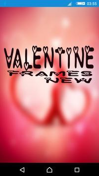 Valentine Frames Romantic New poster