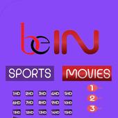 Match en direct HD icon