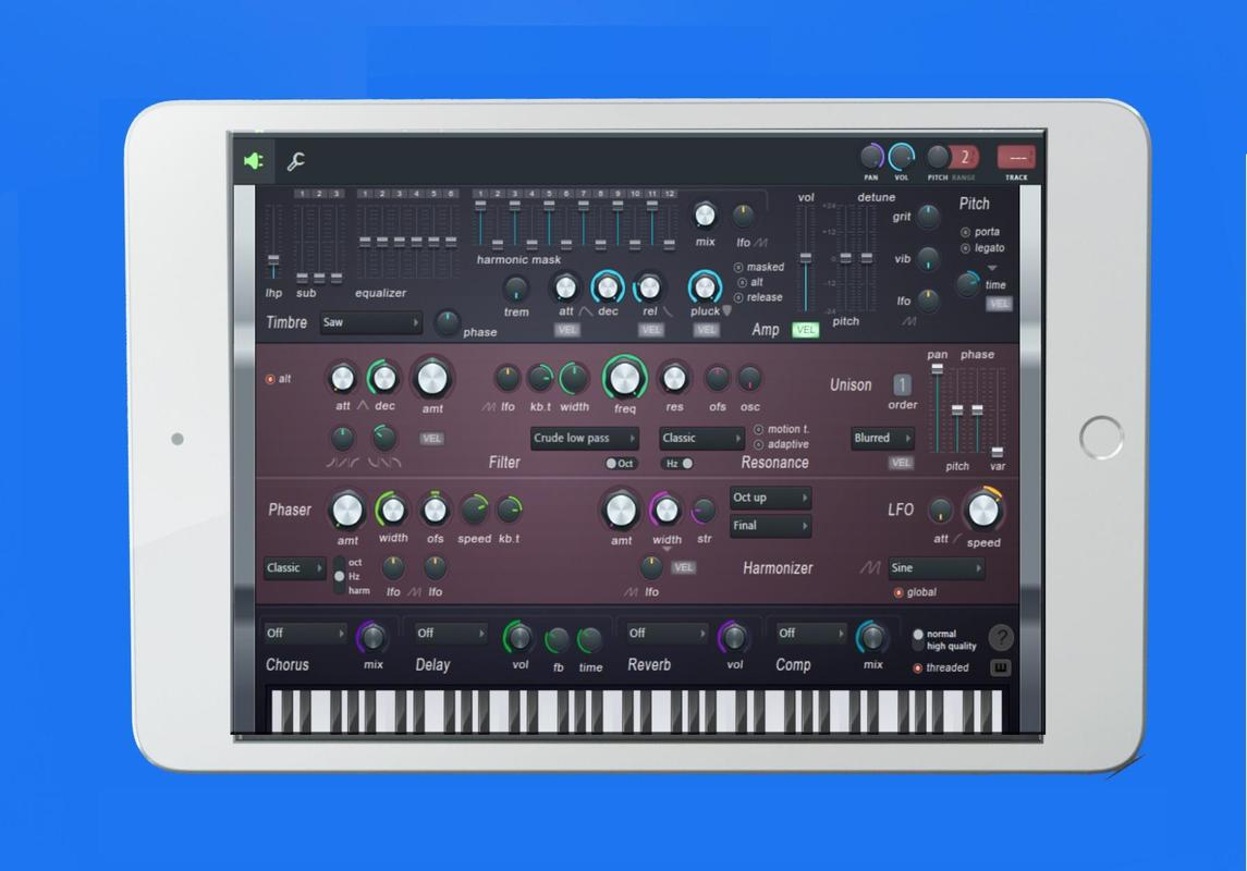 fl studio android software free download
