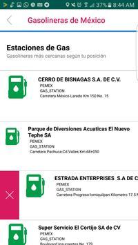 Gasolineras screenshot 3