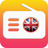 Radio 2 UK - absolute radio x BBC radio talk heart icon