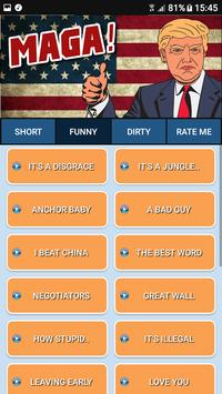 Donald Trump SoundBoard screenshot 1