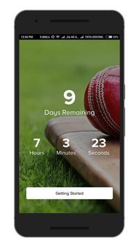 IPL T20 Cricket Schedule 2017 apk screenshot