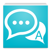 Conversation English A icon