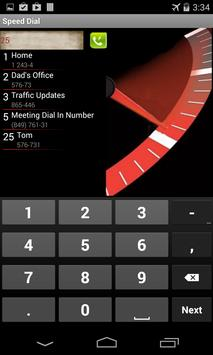 Speed Dial screenshot 1