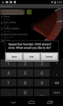 Speed Dial screenshot 2