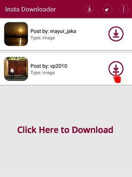 Downloader For Instagram Ph And Vd screenshot 3