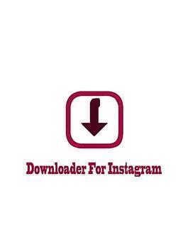 Downloader For Instagram Ph And Vd poster