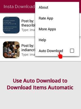 Downloader For Instagram Ph And Vd screenshot 4