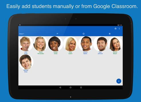 Name Learner for teachers screenshot 2