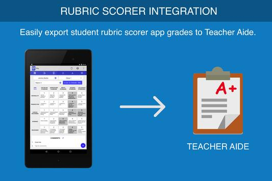 Teacher Aide screenshot 12