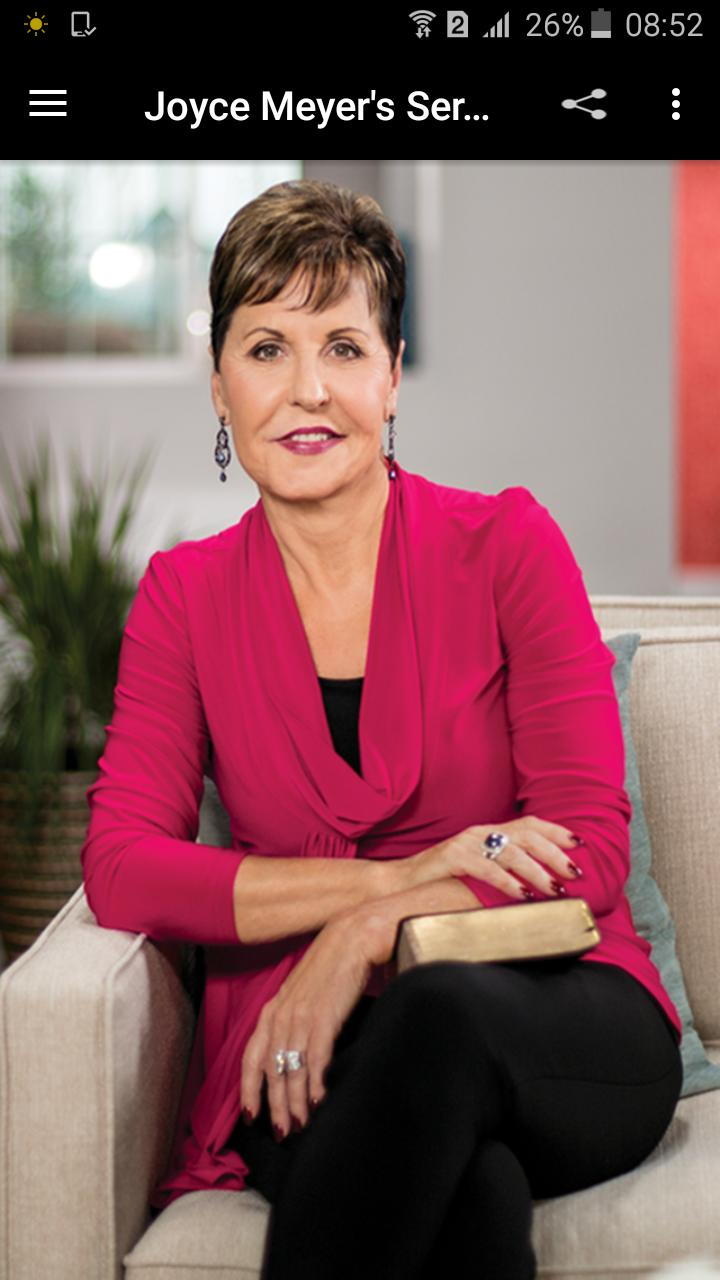 Joyce Meyer's Sermons for Android - APK Download