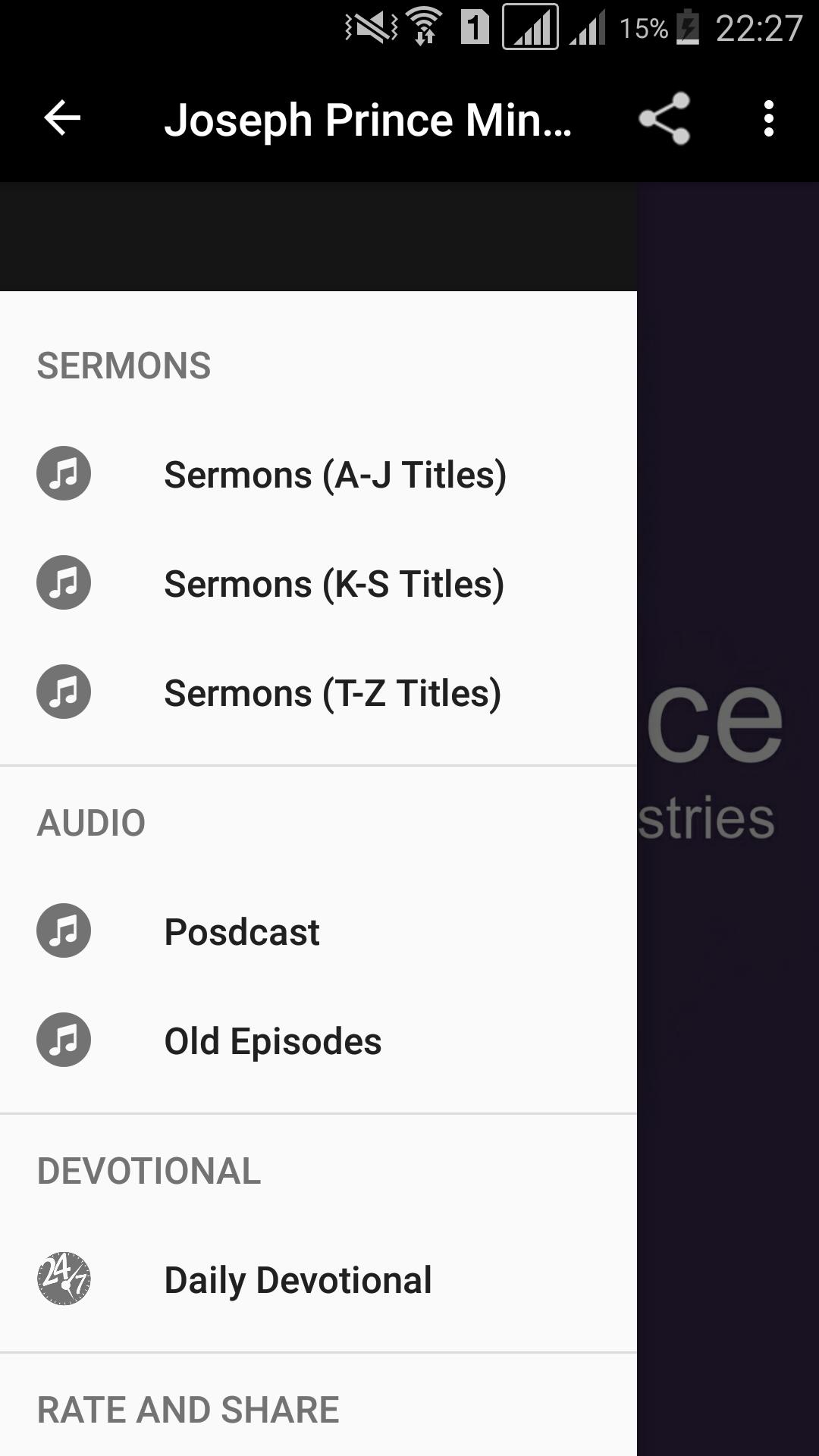 Joseph Prince Ministries for Android - APK Download