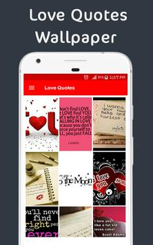 love quotes Status wallpapers poster