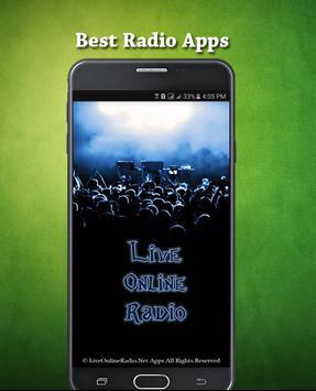 Live Online Radio poster