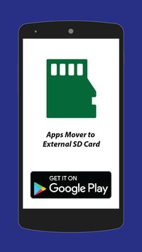 Apps Mover to External SD Card poster