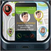 Caller ID Location Tracker icon