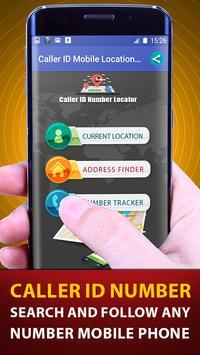 Caller ID Location Tracker screenshot 1