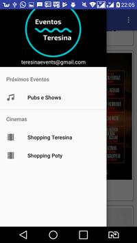 Eventos Teresina screenshot 2