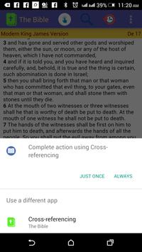 English Good News Bible screenshot 1